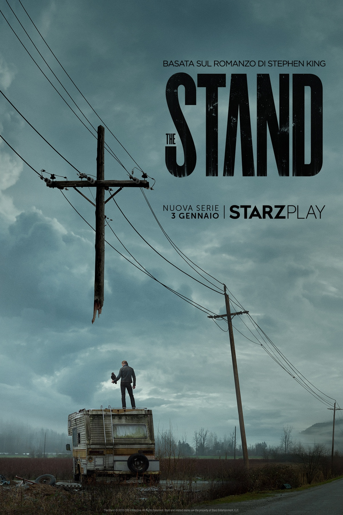 The Stand recensione serie TV Starzplay
