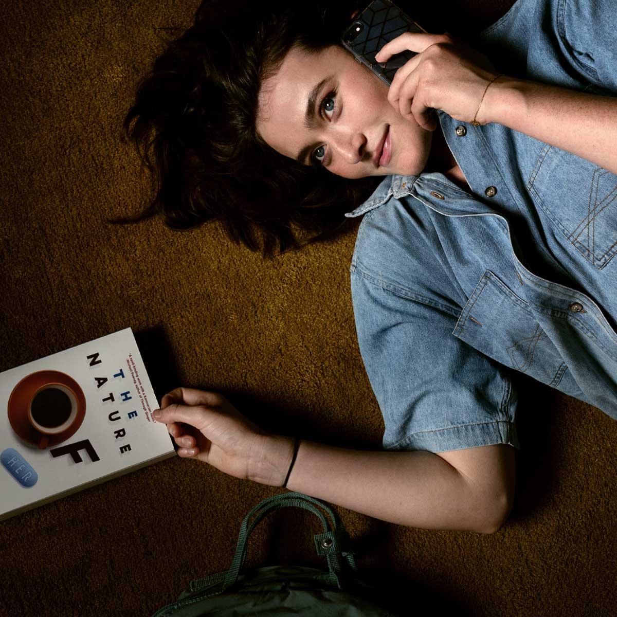Sarah Pidgeon è Leah Rilke