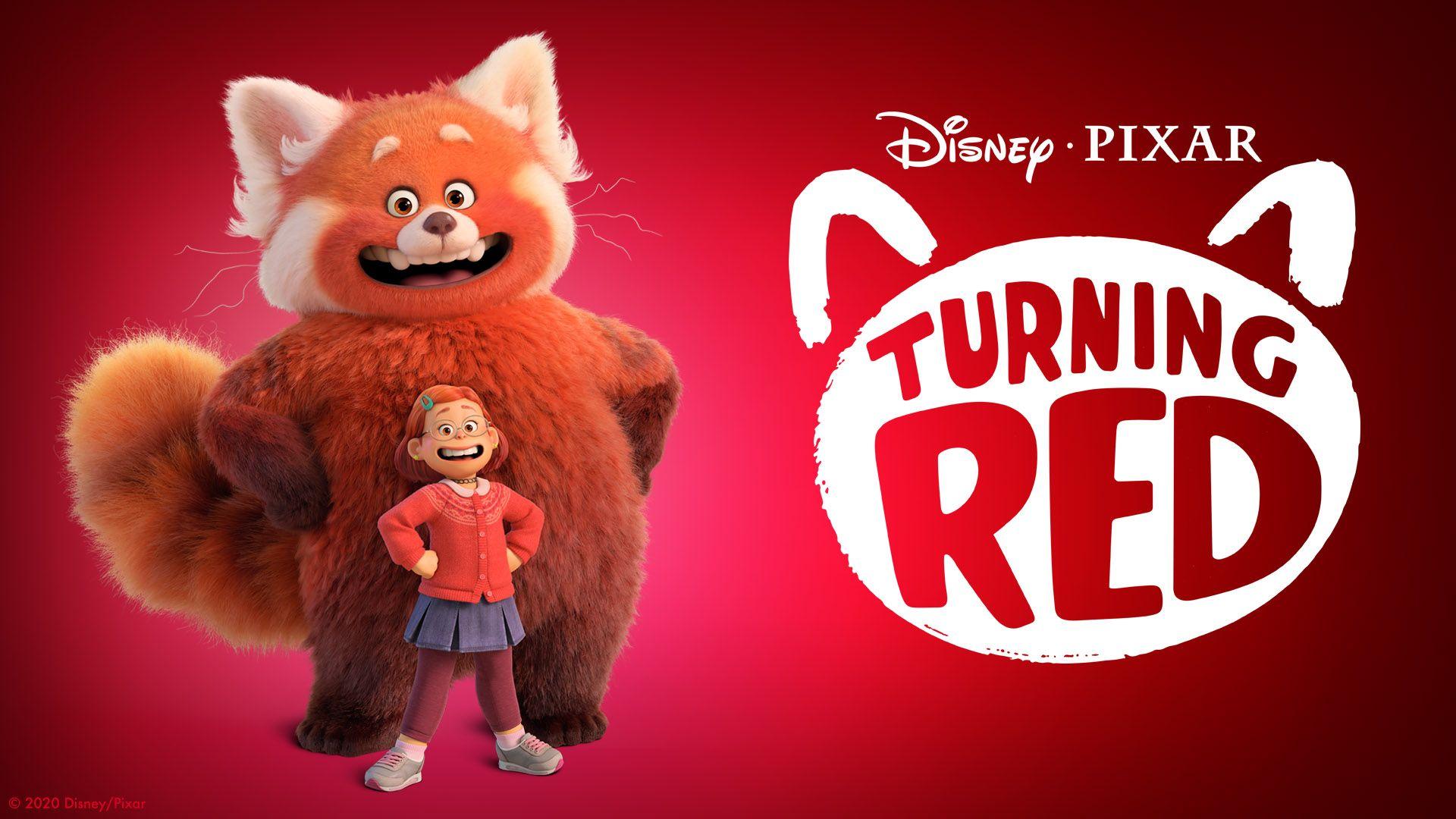 Turning Red il nuovo film Pixar in uscita al cinema