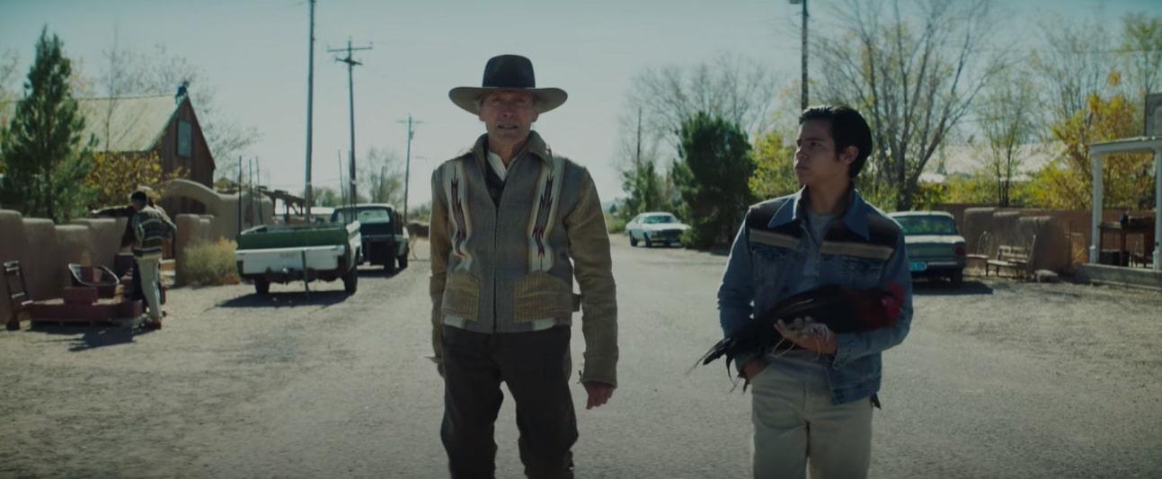 Le prime immagini di Clint Eastwood in Cry Macho cinema news