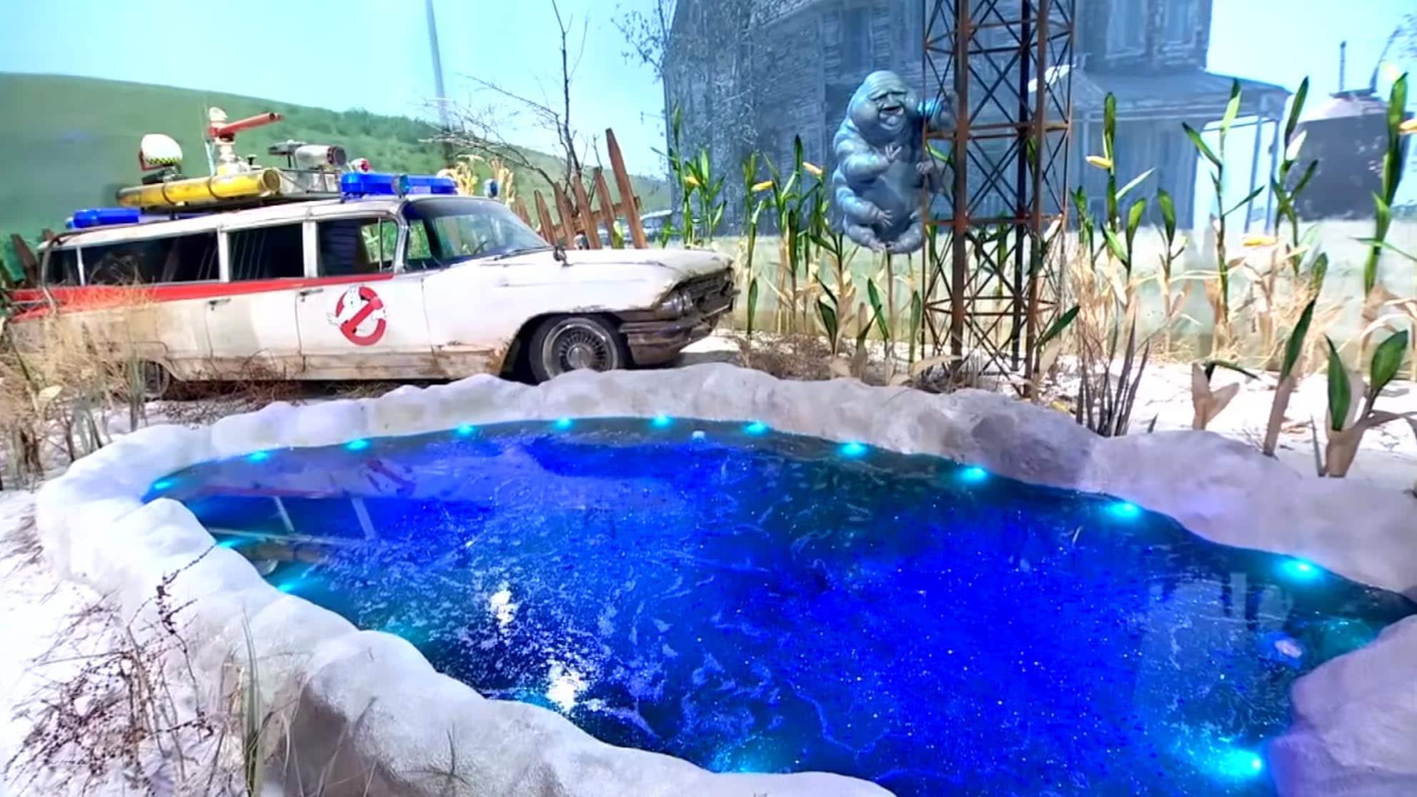Ghostbusters: Afterlife: conosciamo il fantasma Muncher