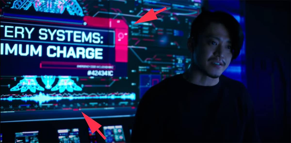 Shun Oguri (Ren Serizawa) monitora i parametri di Mechagodzilla nel trailer di Godzilla vs. Kong