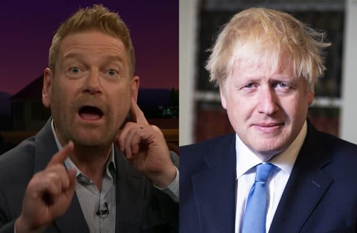 Kenneth Branagh interpreterà Boris Johnson in This Sceptred Isle cinema news
