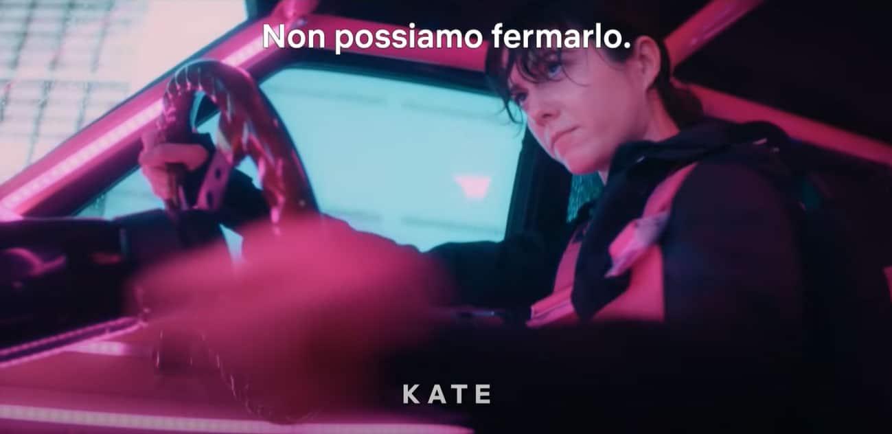 Mary Elizabeth Winstead e Woody Harrelson in Kate