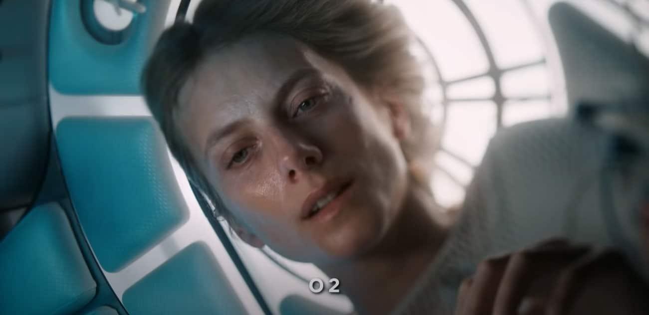 Mélanie Laurent in O2 Netflix