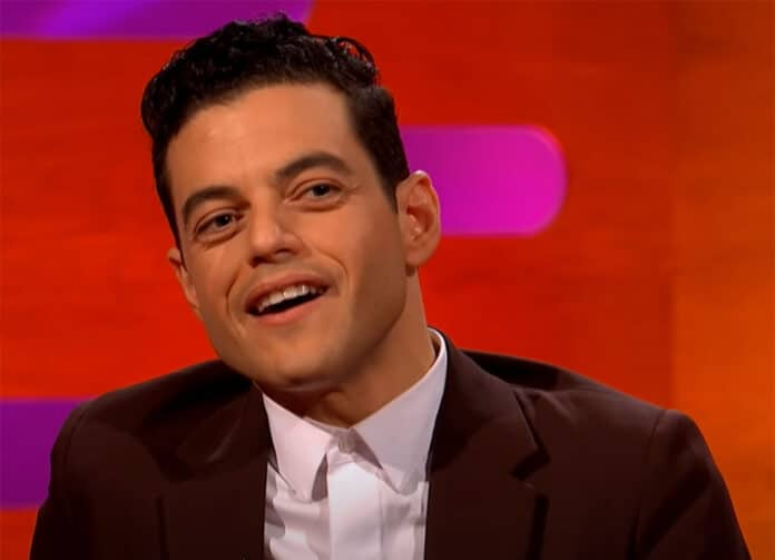 Rami Malek cinema news