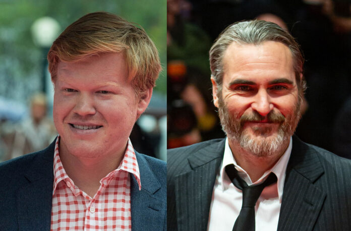 Cinema News: Jesse Plemons e Joaquin Phoenix