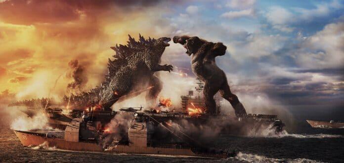 Godzilla vs. Kong: il nuovo trailer distribuito da Legendary