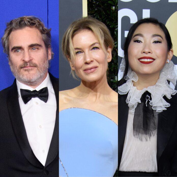 Joaquin Phoenix, Renée Zellweger e Awkwafina