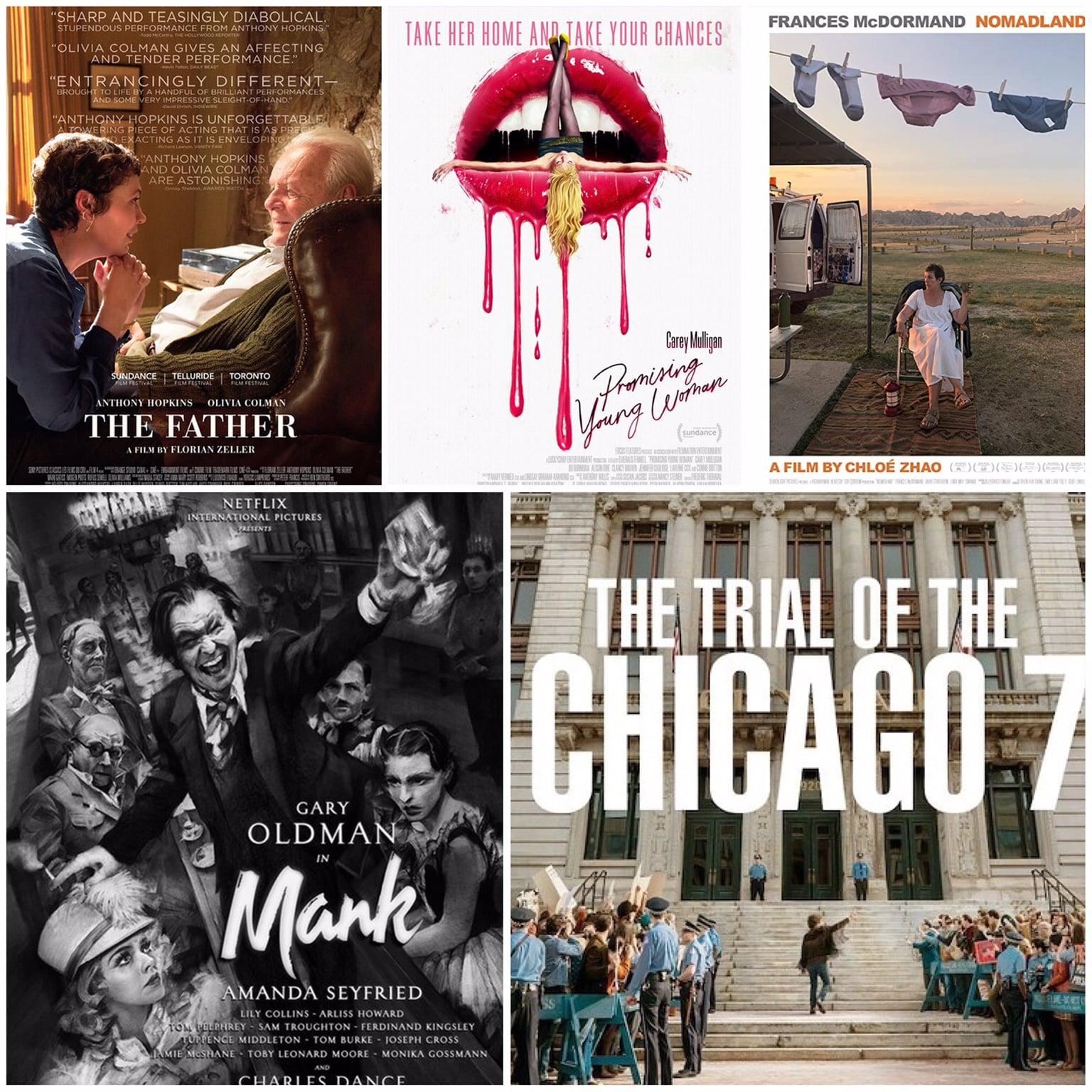 Golden Globes 2021 - Miglior Film Drammatico