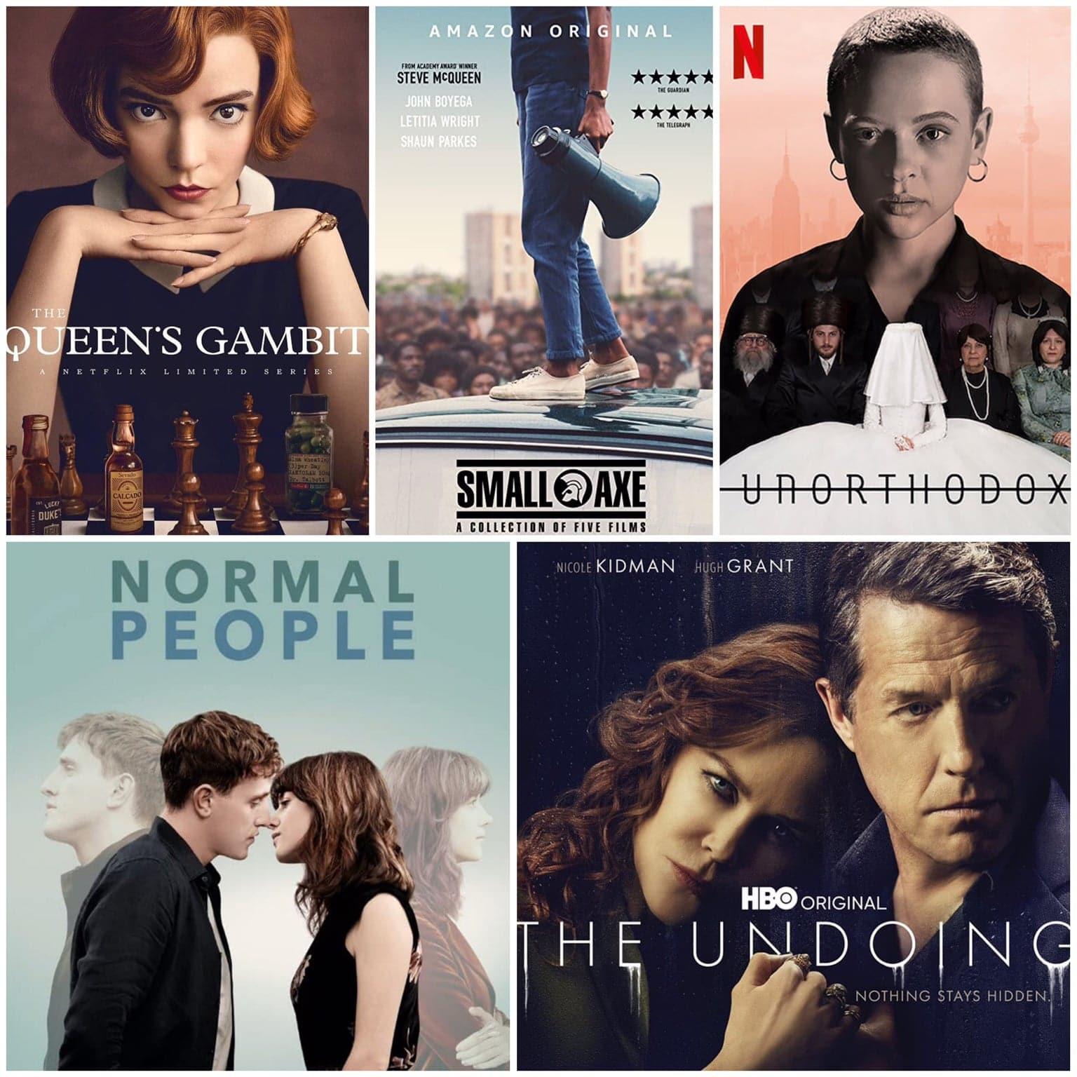Golden Globes 2021 - Miglior Miniserie o Film TV