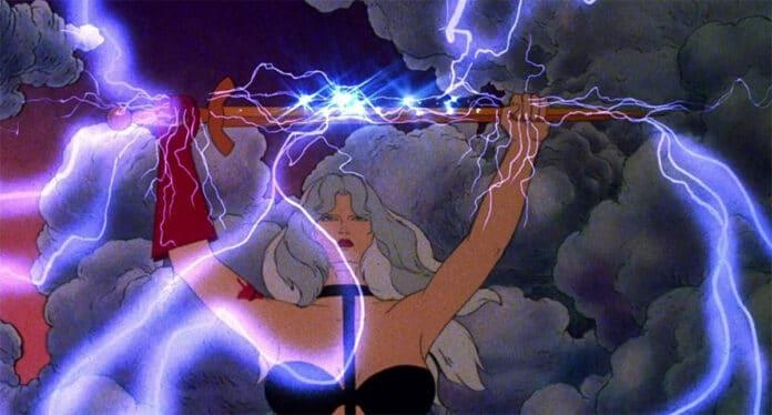 Heavy Metal recensione film d'animazione scritto da Daniel Goldberg