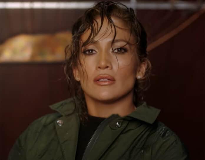 Jennifer Lopez The Mother Netflix