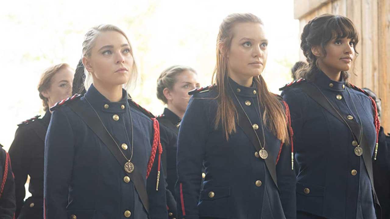 Taylor Hickson, Ashley Nicole Williams e Jessica Sutton