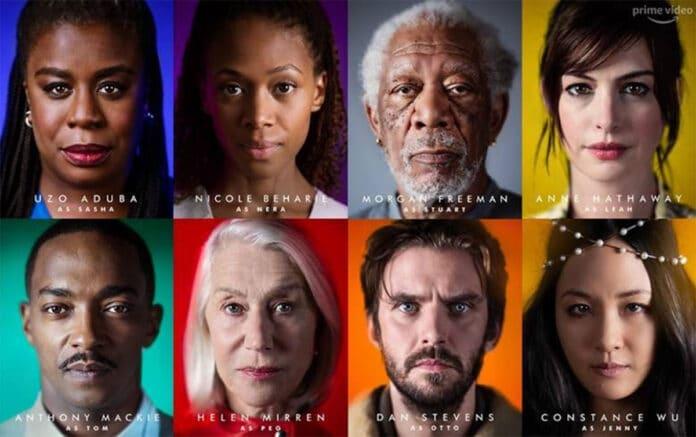 Solos: trama e cast della serie Amazon
