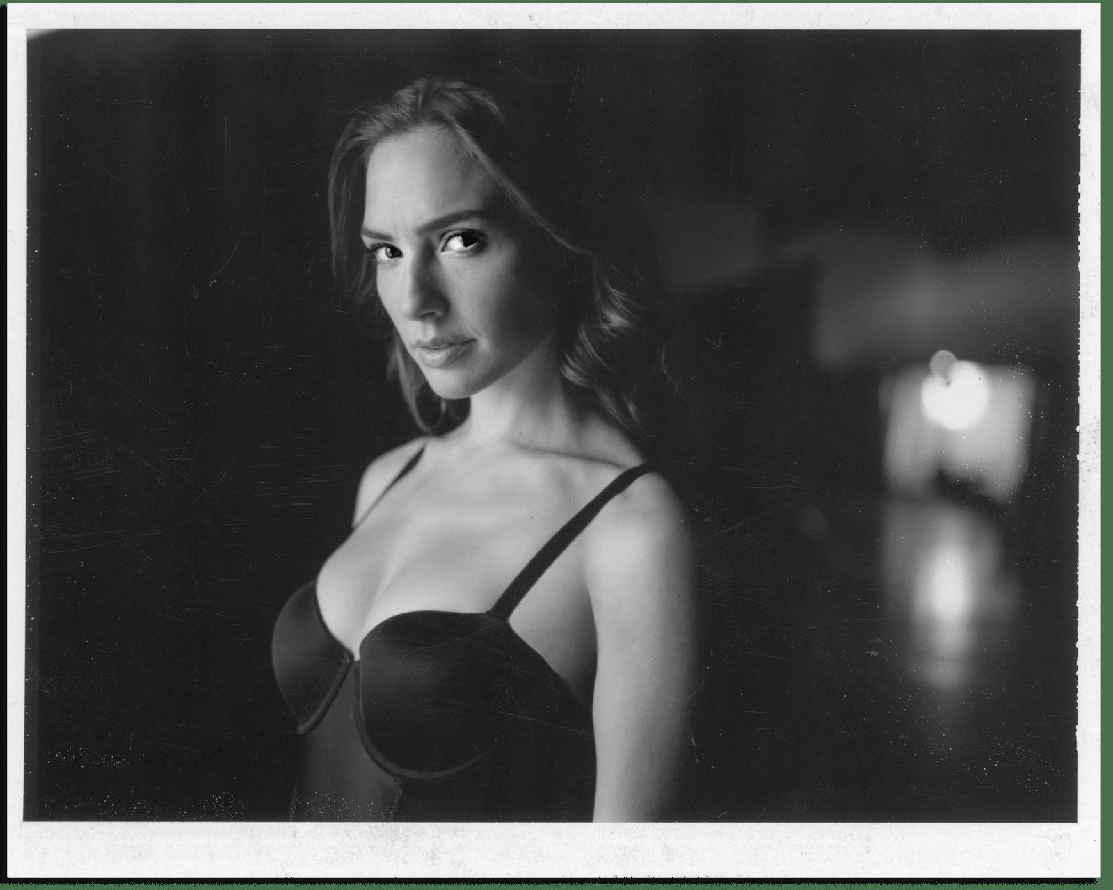 Gal Gadot fotografata da Zack Snyder