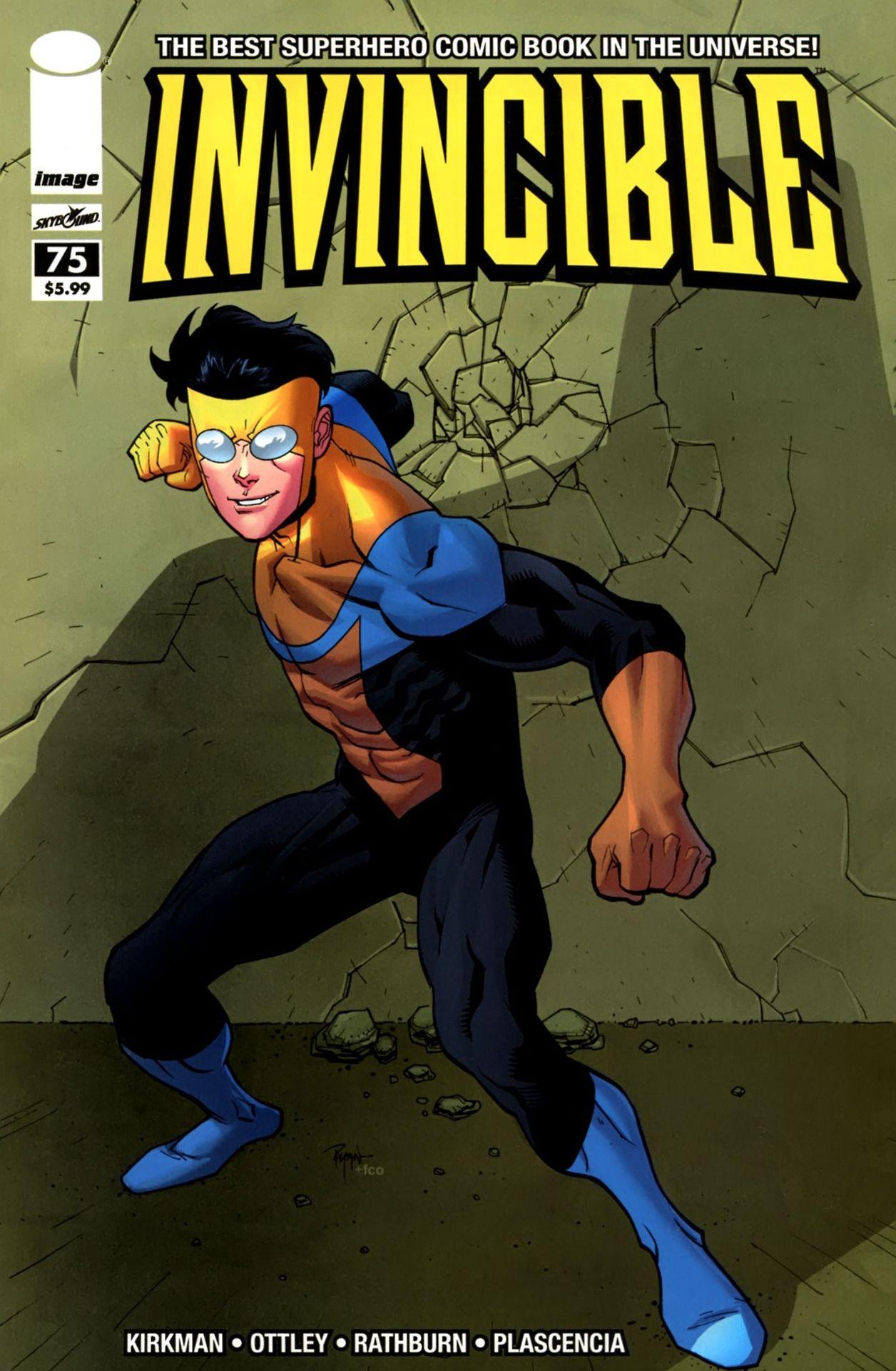 Il fumetto Image / Skybound di Kirkman, Ottley, Rathburn e Plascencia