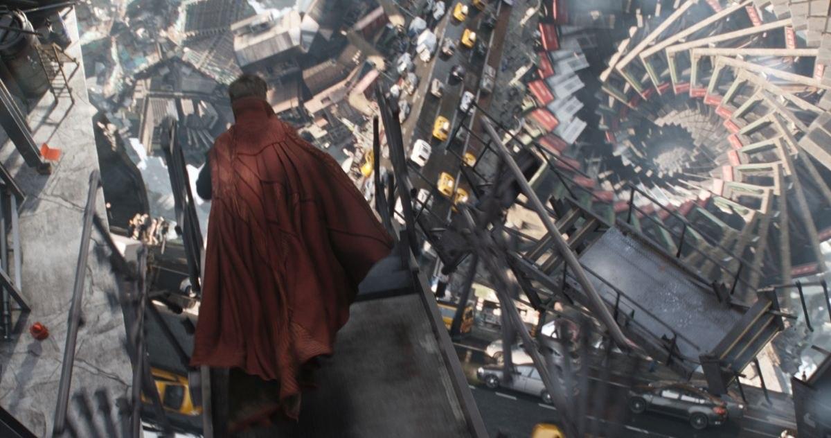 I VFX di Doctor Strange
