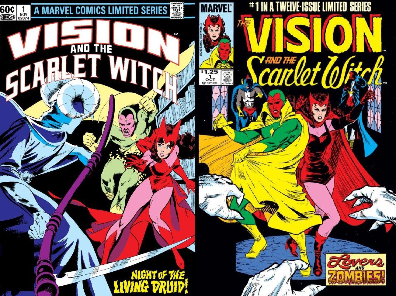 WandaVision: dal fumetto alla TV e ritorno