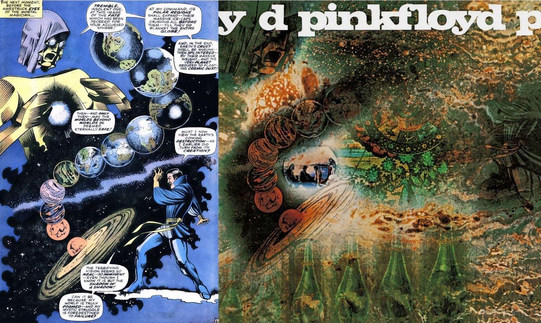 A Saucerful of Secrets dei Pink Floyd