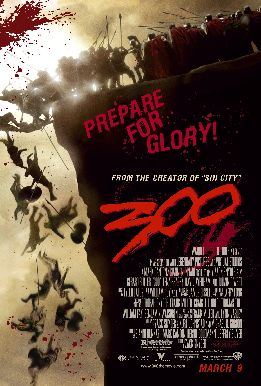 300: Il poster