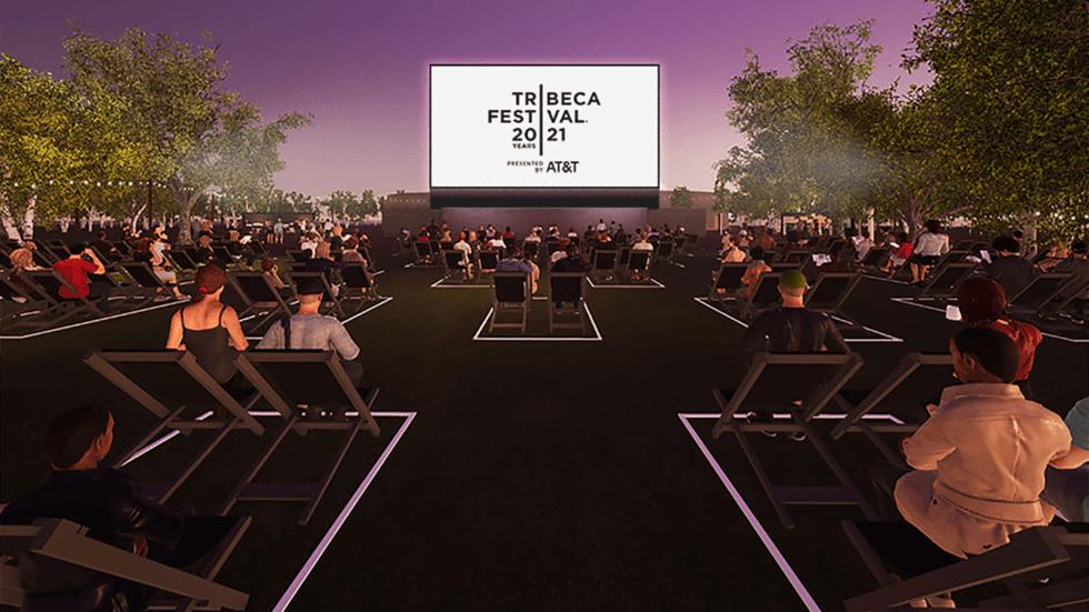 Tribeca Film Festival render