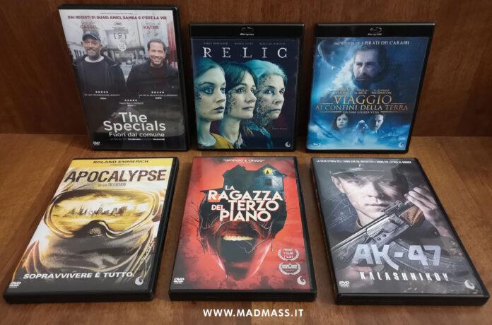 Le migliori uscite e offerte in home video Blu-ray e DVD
