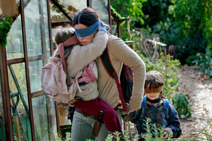 Bird Box: in arrivo lo spinoff del film Netflix con Sandra Bullock