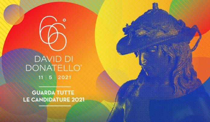 David di Donatello 2021tutte le candidature
