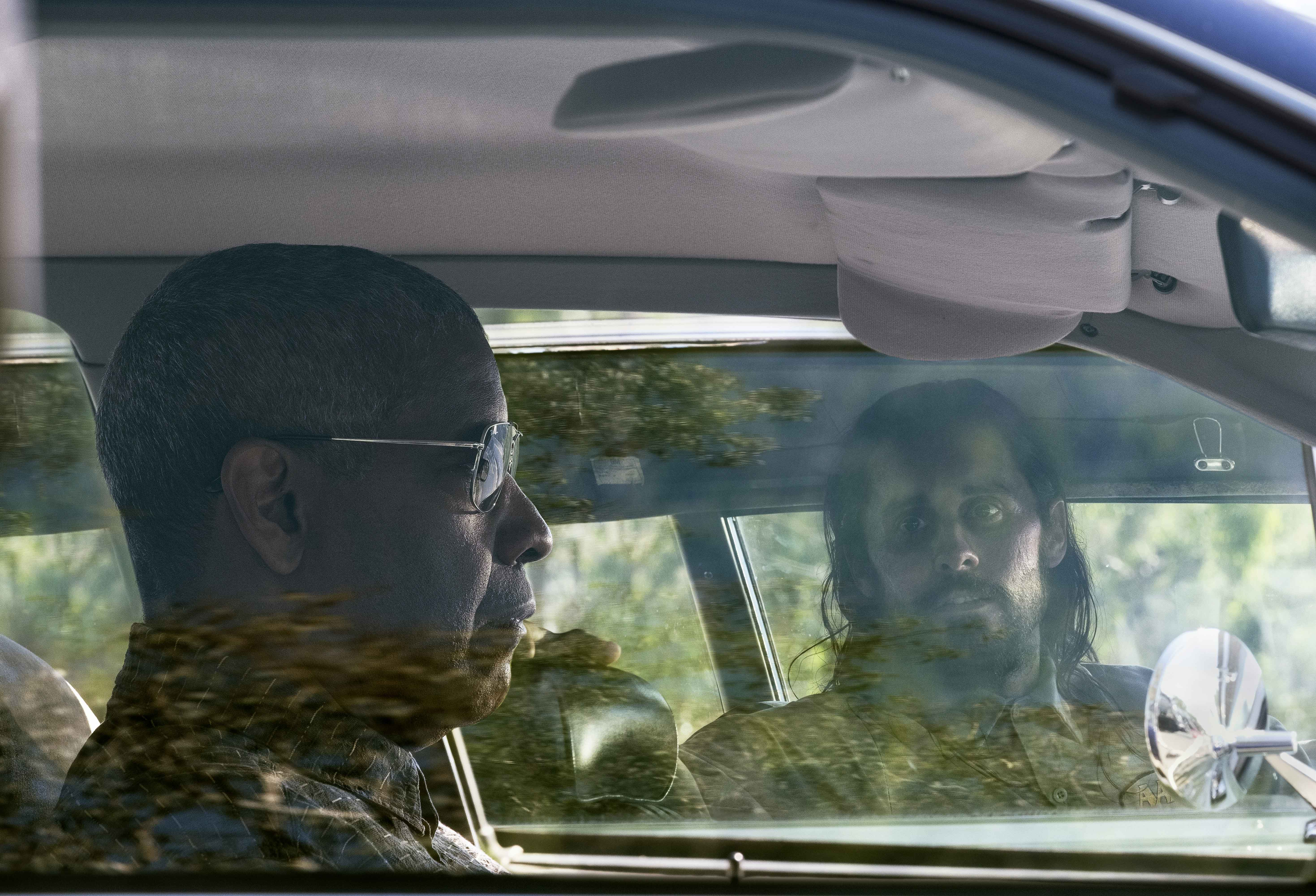 Denzel Washington e Jared Leto