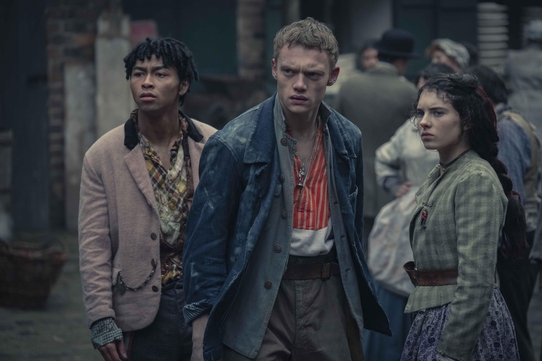 Gli Irregolari di Baker Street recensione serie TV Netflix