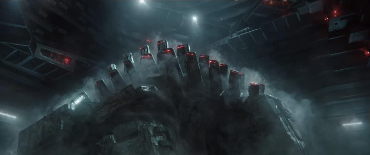 Godzilla vs. Kong: il nuovo trailer cinese mostra Mechagodzilla