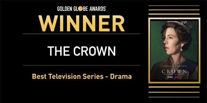Golden Globe 2021: The Crown vince Migliore Serie TV Drammatica