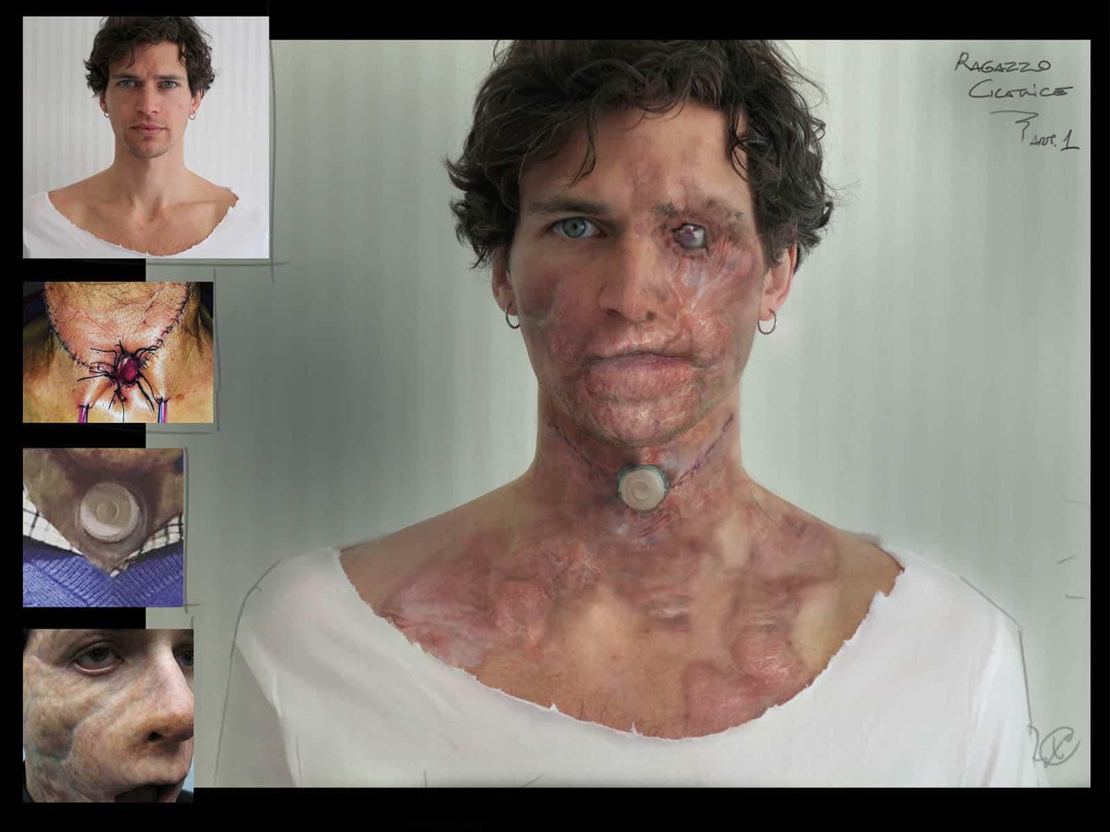 Leonardo Cruciano: intervista al maestro di effetti speciali e make-up