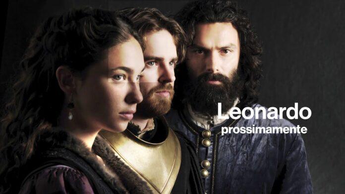 Leonardo trama e cast della serie TV su Rai 1