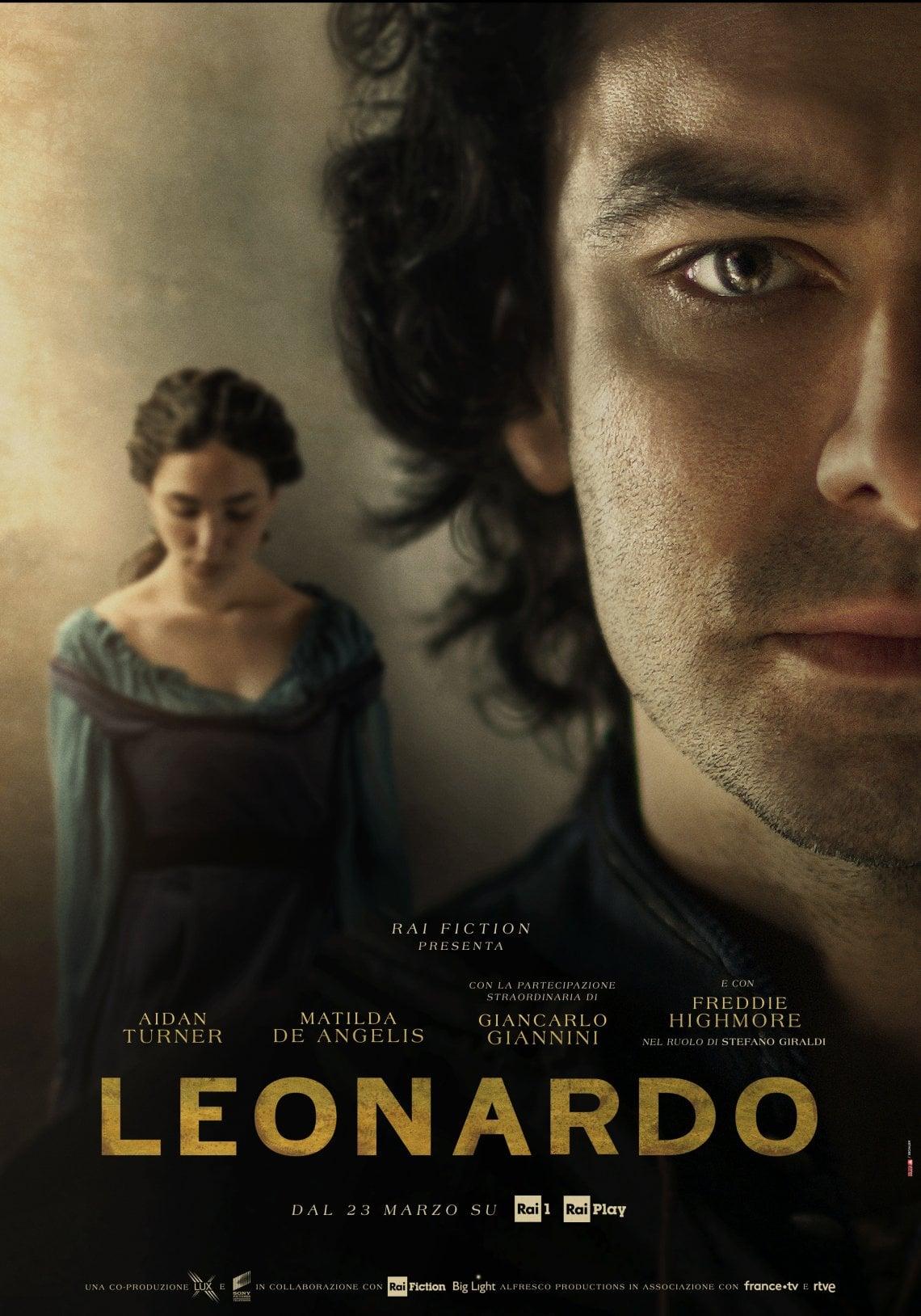 Leonardo: il poster
