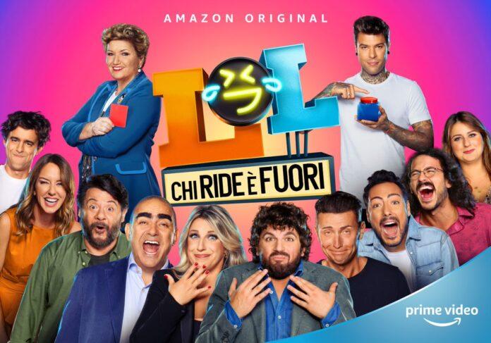 LOL: Chi ride è fuori recensione comedy show Amazon