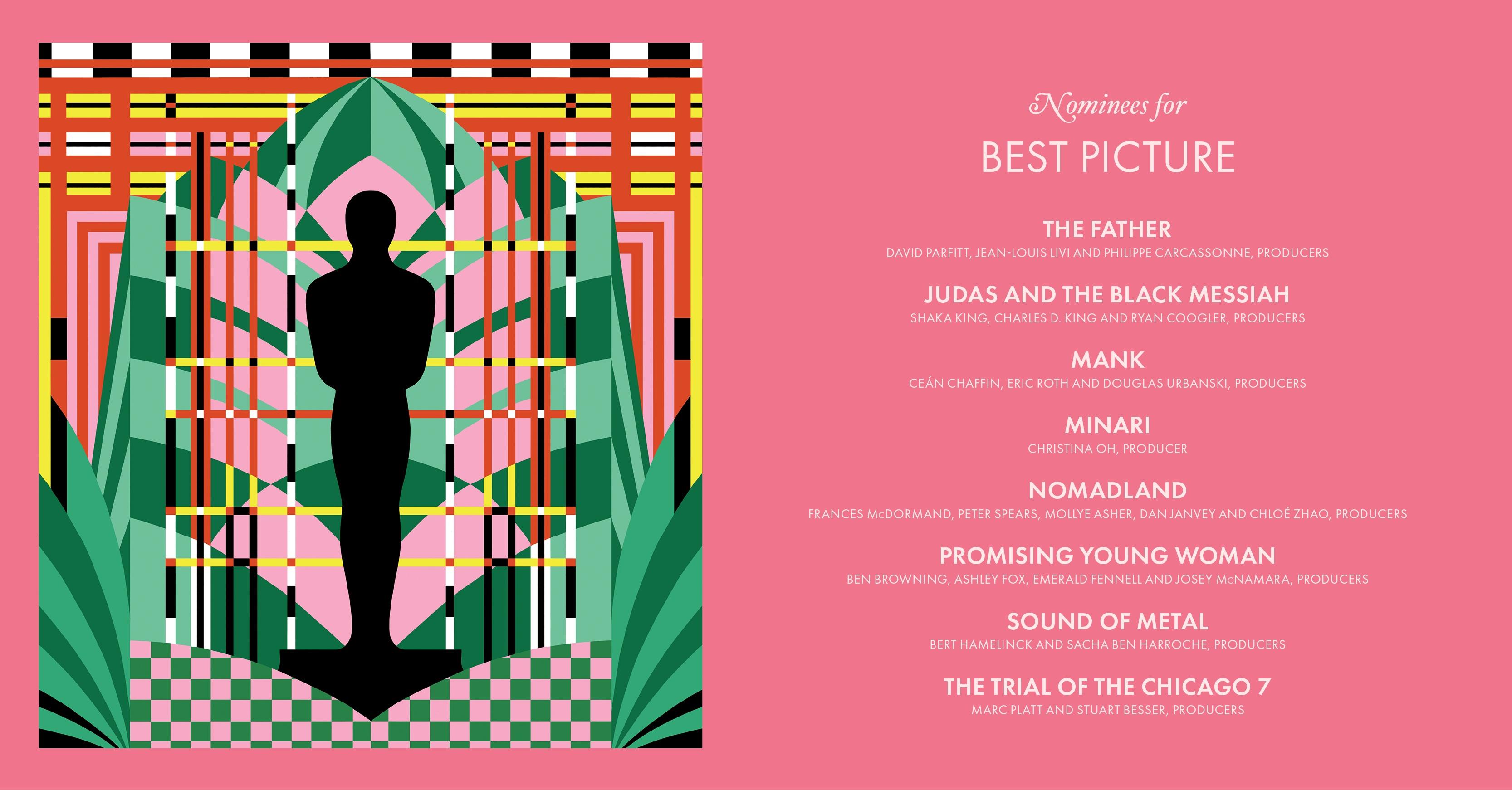 Oscar nomination 2021: i candidati a miglior film