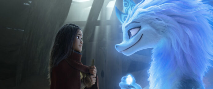 Raya e l'ultimo drago recensione film Disney+