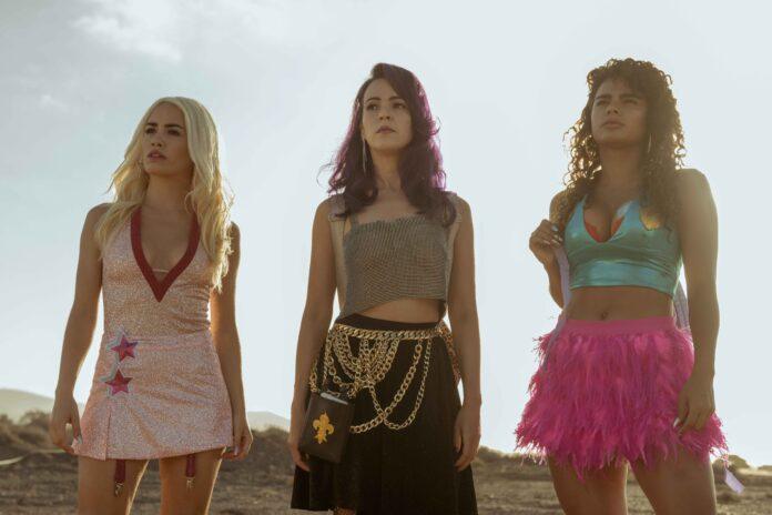 Sky Rojo recensione serie TV Netflix di Álex Pina con Verónica Sánchez e Lali Espósito