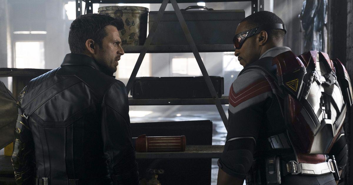 The Falcon and The Winter Soldier recensione serie TV Disney+ Episodio 1