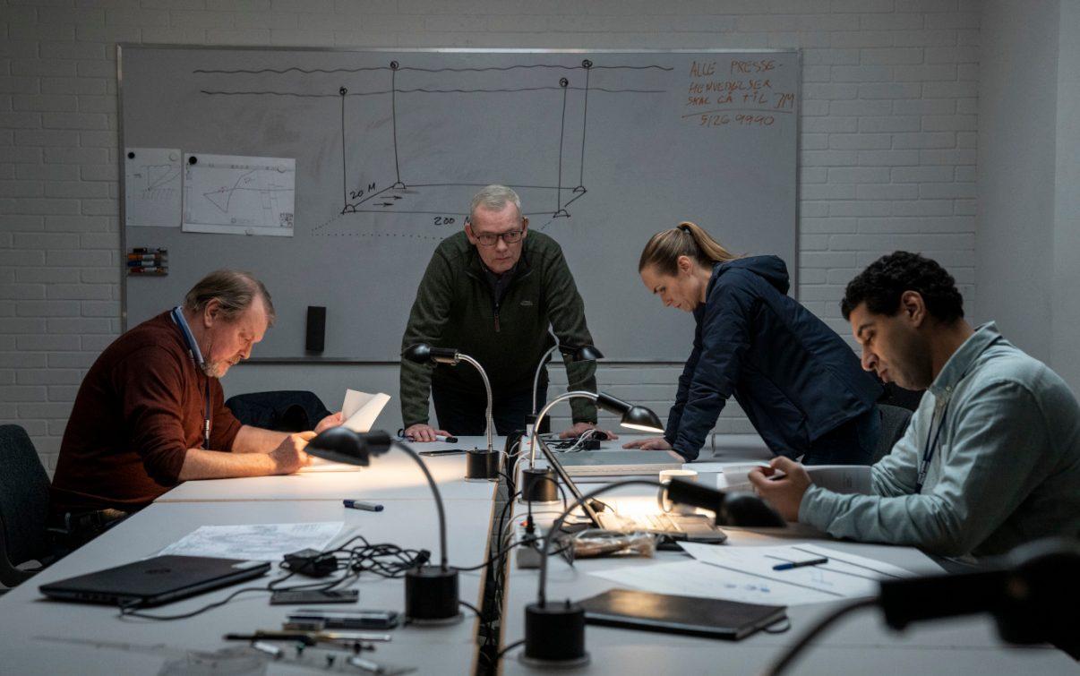 The Investigation recensione serie TV Sky con Søren Malling