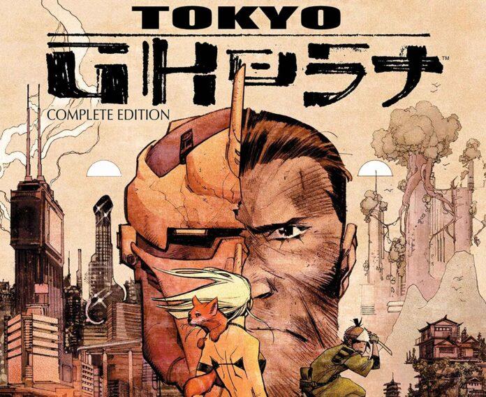 Cary Fukunaga dirige Tokyo Ghost