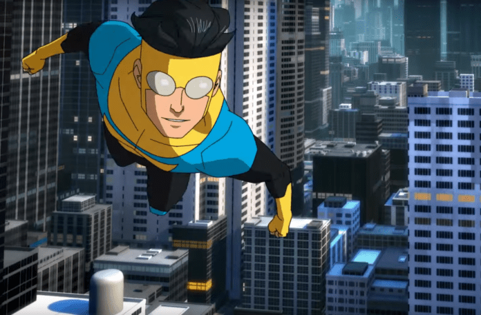 Invincible recensione serie animata di Robert Kirkman