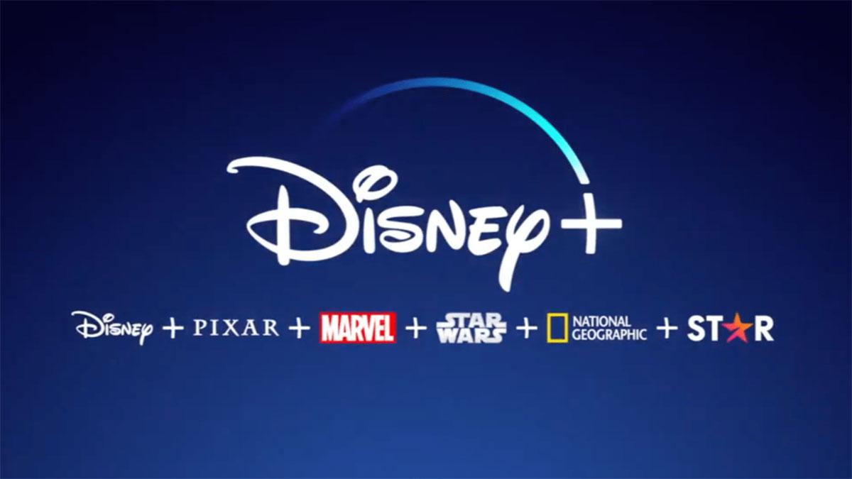 I brand Disney+