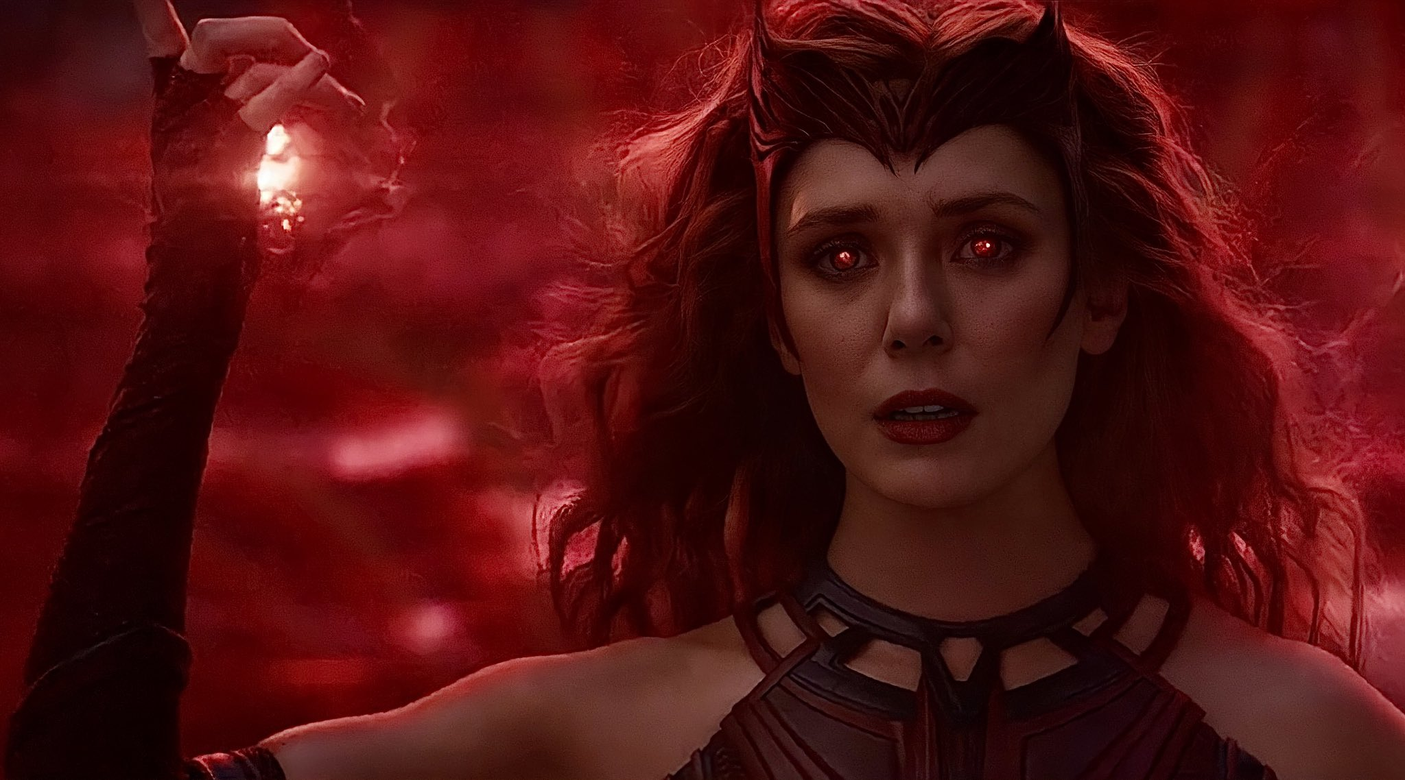 Elizabeth Olsen diventa Scarlet Witch