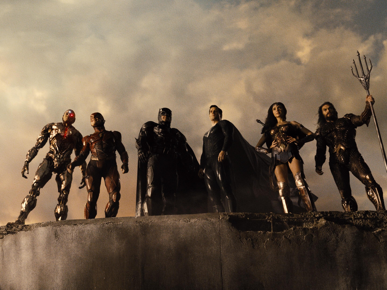 Zack Snyder's Justice League recensione film con Ben Affleck e Gal Gadot