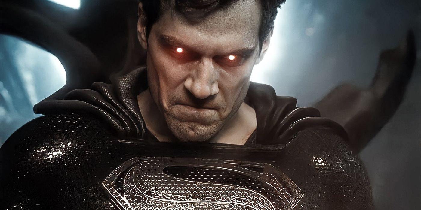 La Black Suit di Superman
