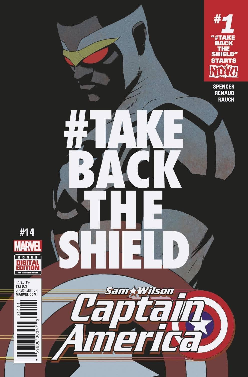 Take The Shield Back