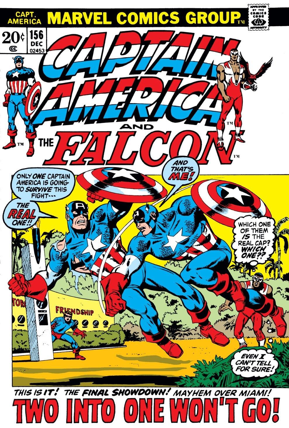 The Falcon and The Winter Soldier spiegazione